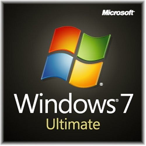 Microsoft Windows 7 Ultimate 32 Bit System Builder 3pk [O...