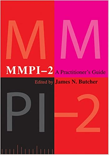 Mmpi 2 a practitioners guide james n butcher 9781591472872 mmpi 2 a practitioners guide james n butcher 9781591472872 amazon books fandeluxe Image collections