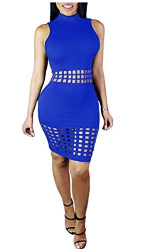 Alaroo Womens Sleeveless Banadge Dresses product image