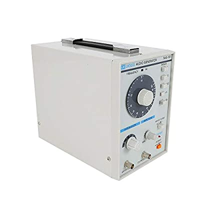 Signal Generator,Low Frequency Audio Signal Generator Signal Source 10Hz-1MHz TAG-101 5W 110/220V US Warehouse