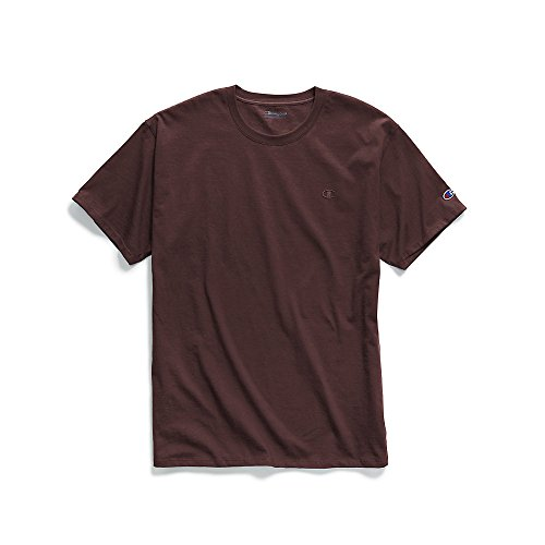 Price comparison product image Champion Men's Classic Jersey T-Shirt,  Maroon,  XL