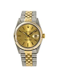 Rolex Datejust Automatic-self-Wind Male Watch 16223 (Certified Pre-Owned)