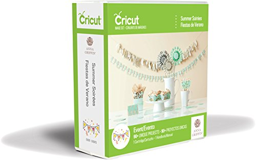 Cricut Summer Soirees Cartridge ()