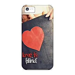 Pretty PiA46192lCFf Iphone 5c Cases Covers/ Love Is Blind Series High Quality Cases