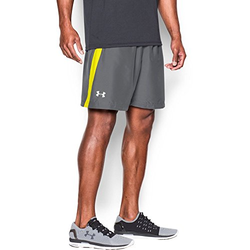 Under Armour UA Launch 7'' SM Graphite by Under Armour (Image #4)