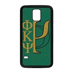 Phi Kappa Psi Half Samsung Galaxy S5 Cell Phone Case Black&Phone Accessory STC_007598