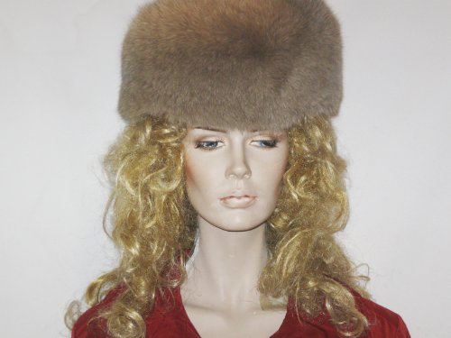 SCARVES- FOX-FUR HEADBAND FROM CASHMERE PASHMINA GROUP (C...
