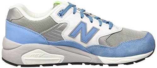 New Balance Mrt580 - Zapatillas Hombre Azul Claro / Blanco