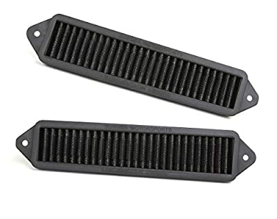 BMS Cowl Filters for BMW E Chassis