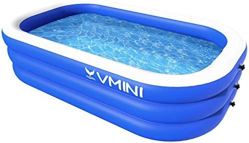 Vmini Inflatable Swimming Pool