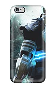 Hot Tpu Cover Case For Iphone/ 6 Plus Case Cover Skin - Vanquish Abstract