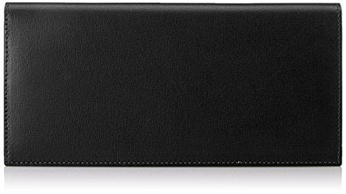 MAISON de HIROAN Leather Long Wallet Made in Japan 21535 Black by MAISON de HIROAN