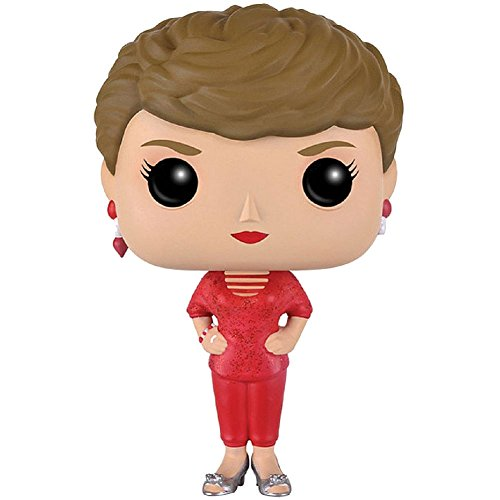 Funko POP TV: Golden Girls Blanche Action Figure by FunKo
