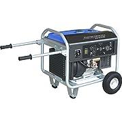 SILENT CHOICE 6500W Open Frame 4-Stroke Emergency Gasoline Protable Inverter Generator