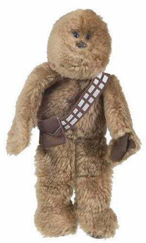 Amazon.com  Chewbacca - Brown Belt - Star Wars Saga Buddies Beanie ... dc3a90e0daa