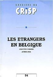 Les étrangers en Belgique