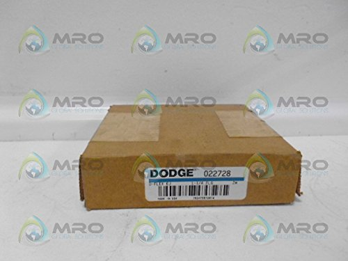 DODGE D-FLEX 6J X 1 1//4 FLANGE 22728