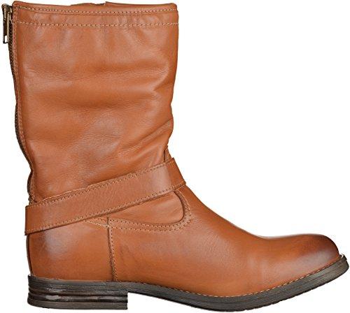 Mustang - Botas Mujer Marrón - marrón