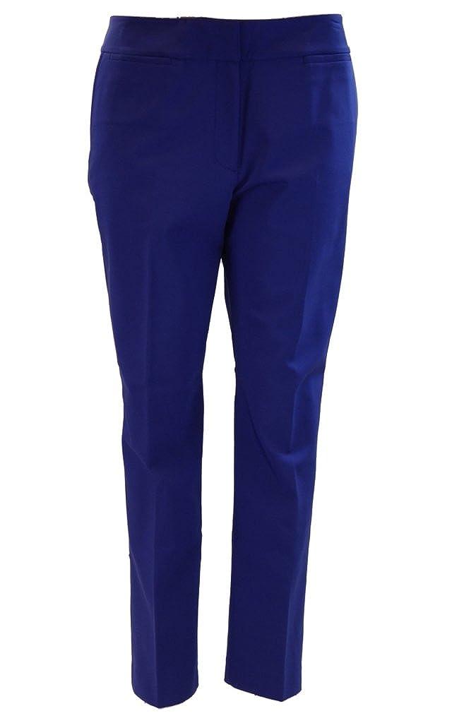 スポーツHaleyレディースStellaソリッドアンクルパンツ 6 Burch Blue B06WGR1HV9