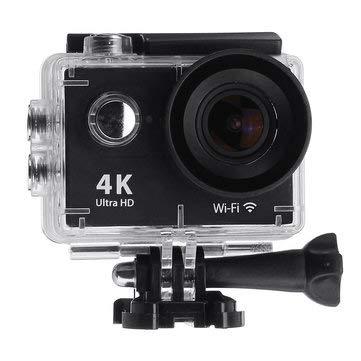 4K WiFi 2.4G Remote 2 Inch Ultra HD 170 Waterproof Action Sport Camera – Car DVRs Sport Camera