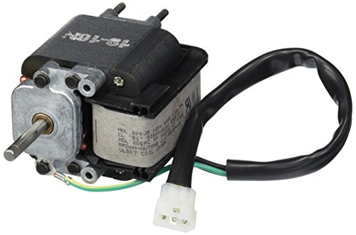 - Broan S80U, S80LU Replacement Vent Fan Motor # 99080448, 1.1 amps, 3000 RPM, 120 volts