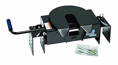 Fulton 15K Fifth Wheel Hitch (Includes: Head, Head Support and Handle Kit)