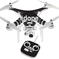 Skin For DJI Phantom 3 Standard – Dope 2 | MightySkins Protective, Durable, and Unique Vinyl Decal wrap cover | Easy To Apply, Remove, and Change Styles | Made in the USA