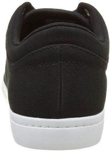Lacoste 2 Straightset Blk Noir Homme BL Cam Baskets PP47EOqW