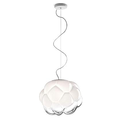 ZZW Lámparas de araña LED nórdicas, Post-Moderno iluminación ...