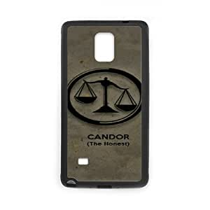 Personalized Creative Divergent For Samsung Galaxy Note 4 N9100 LOSQ772629