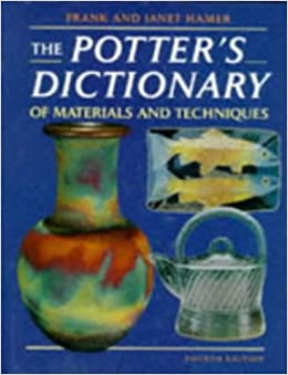 Book Potter's Dictionary of Materials and Techniques (Ceramics)