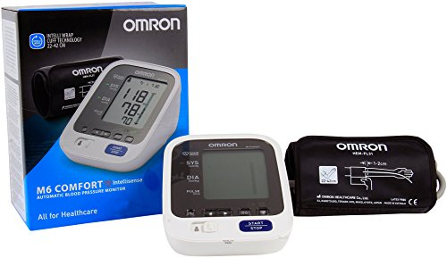 Omron Healthcare M6 Comfort Upper Arm Blood Pressure Monitor by Omron