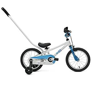 ByK E-250 Kid's Bike, 14 inch Wheels, 6.5 inch Frame, Boys' Bike, Blue