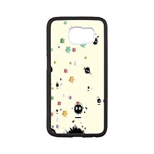 Samsung Galaxy S6 Cases Spirited Away Soot Sprites, - [White] Bloomingbluerose