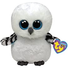 TY Beanie Boos Spells The Owl One Size White/brown