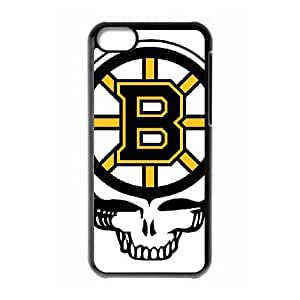 Boston Bruins iPhone 5c Cell Phone Case Black Gift pjz003_3262669