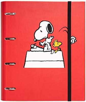 Erik/® Snoopy Schul-und B/ürobedarf Set