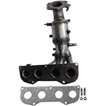Evan Fischer REPT960307 Catalytic Converter for Toyota 02-09 Camry 02-08 Solara Front
