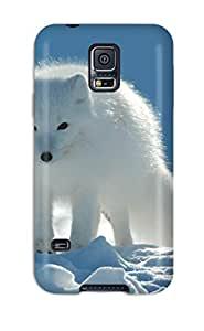 For Galaxy Case, High Quality Arctic Foxes For Galaxy S5 Cover Cases