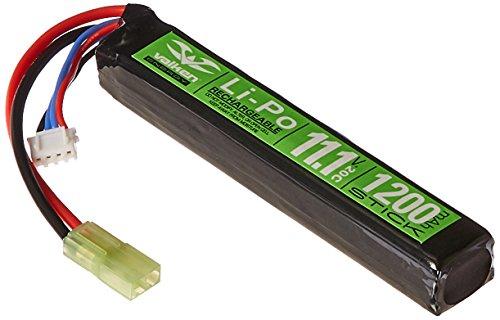 Valken Energy Li-Po 11.1v 1200mAh 20C Stick Style Battery