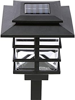 10-Pc. Hampton Bay Solar LED Light Set