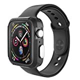 sportop Compatible Apple Watch Case 42mm, Shock-Proof and Shatter-Resistant Protector Bumper iwatch Case Compatible Apple Watch Series 3, Series 2, Series 1, Nike+,Sport, Edition