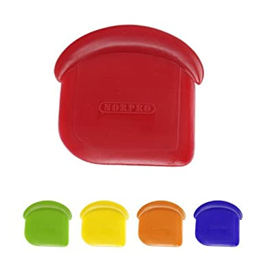 My Favorite Nylon Pan Scraper Set of 4