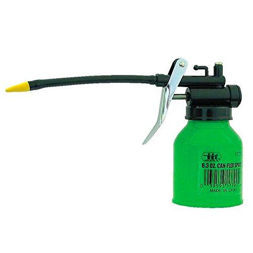 Flexible Spout (Can Flexible Spout Refillable 6.3oz Thumb Pump Oil Oiler Squirt Squeeze Trigger)