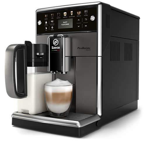 Saeco SM5572/10 - Cafetera (Independiente, Máquina espresso, 1,7 L ...