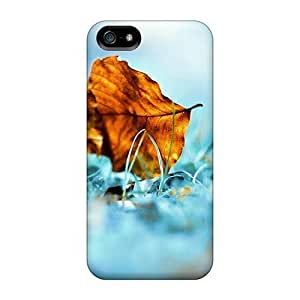 For Iphone 5/5s Tpu Phone Case Cover(something Is Wrong)