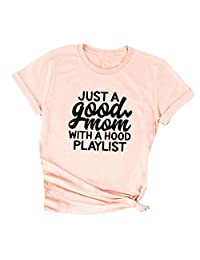 T Shirts Women Cute Graphic Blessed Shirt Funny Inspirational Teacher Fall Tees Casual Tops