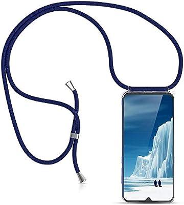 funda iphone para colgar cuello