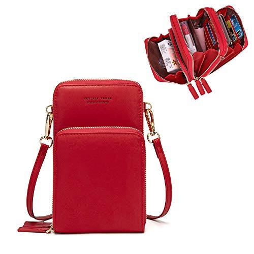 Crossbody Cellphone Shoulder Holder Wallet product image