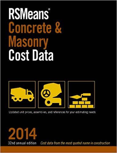 RSMeans Concrete and Masonry Cost Data 2014 (Means Concrete